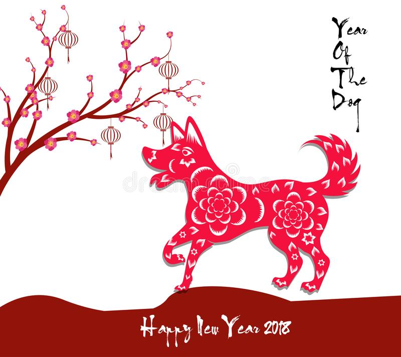 Image result for lunar new year 2018 year of dog