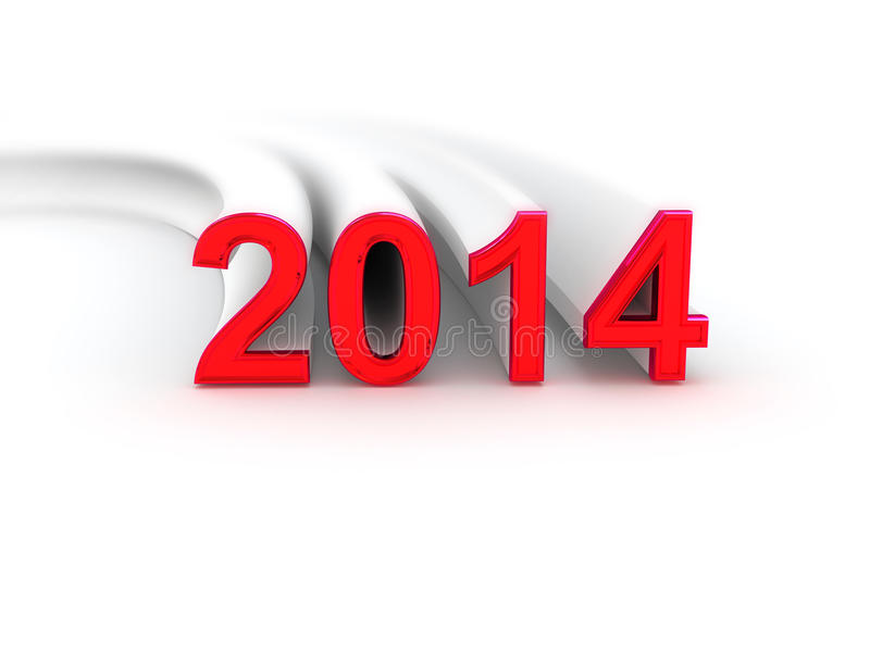 Download Happy New Year 2014 Stock Photo - Image: 31344120