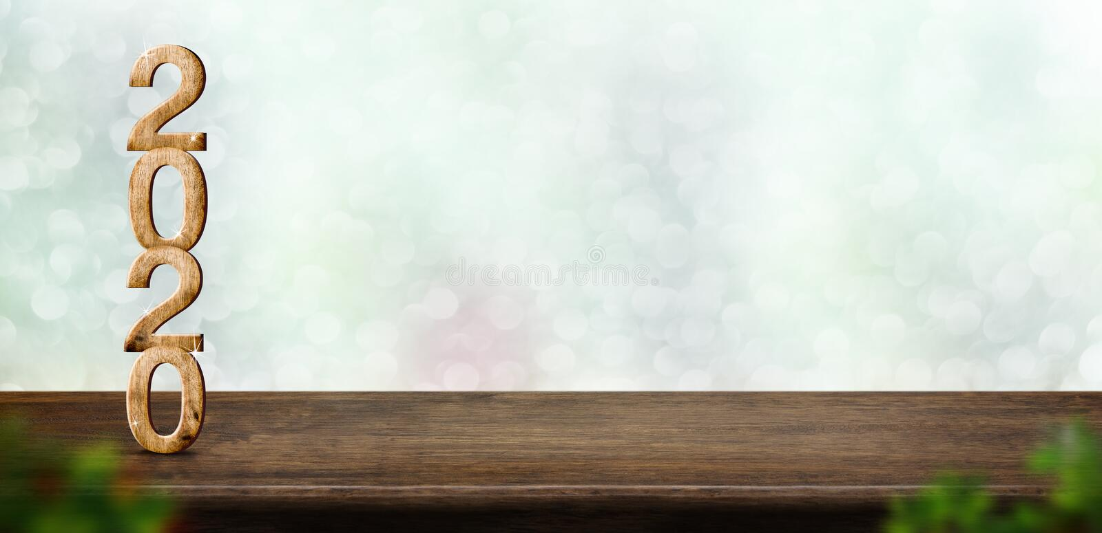 Abstract Green Swirl Glossy Background Stock Photo Image