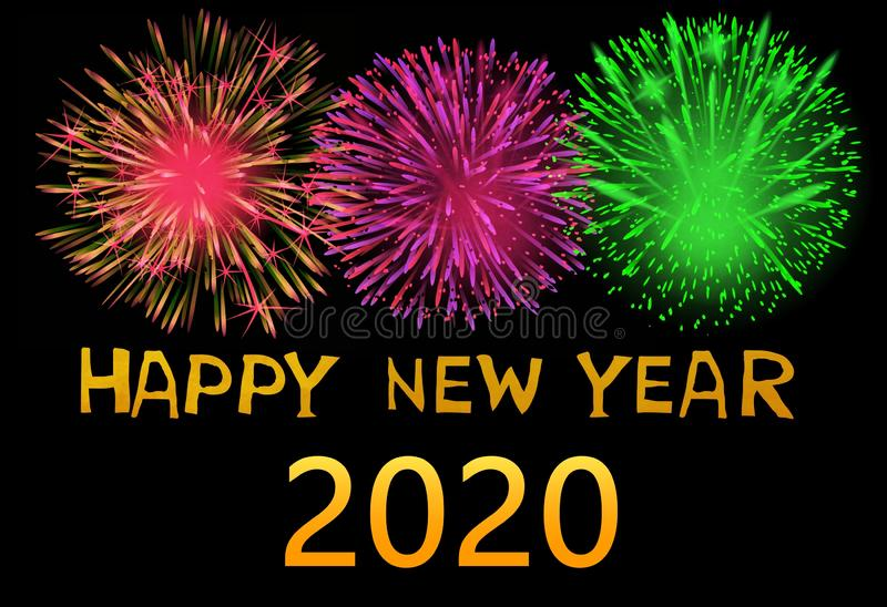 Image result for happy new year 2020 image
