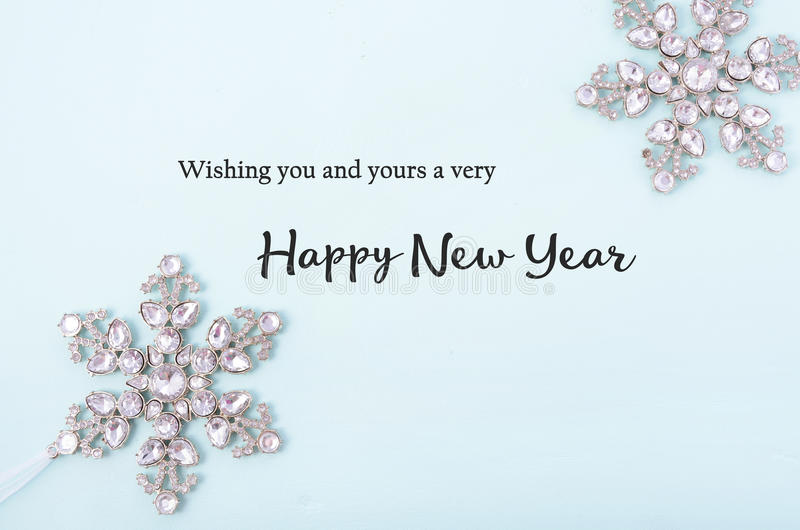 Happy new year greetings on decorated background stock image download happy new year greetings on decorated background stock image image of 2017 m4hsunfo