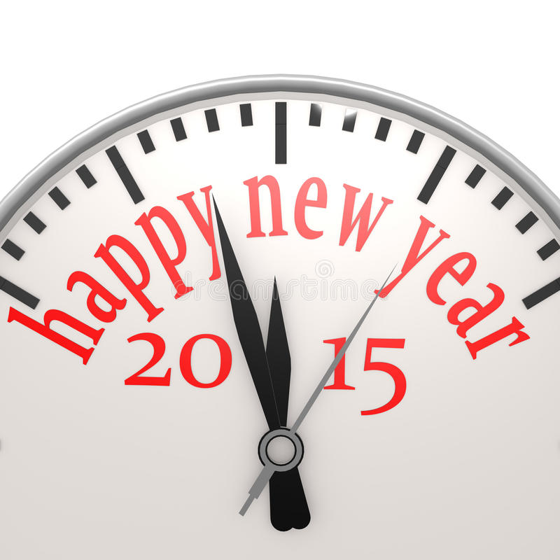 Download Happy new year 2015 stock illustration. Illustration of countdown - 39509775