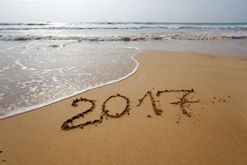 Download Happy New Year 2017 stock photo. Image of december, live - 74009286