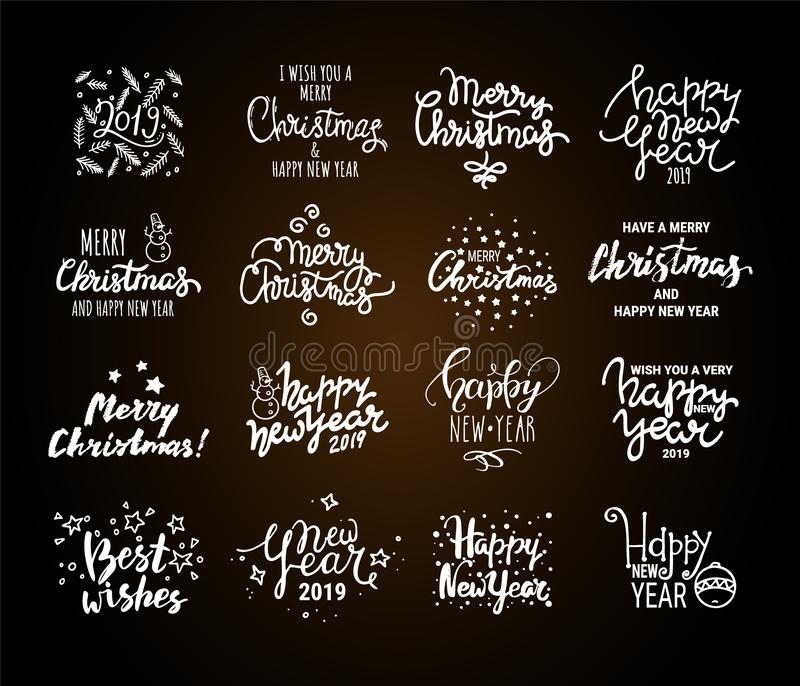 Merry Christmas and Happy New Year PNG Clipart - Best WEB Clipart