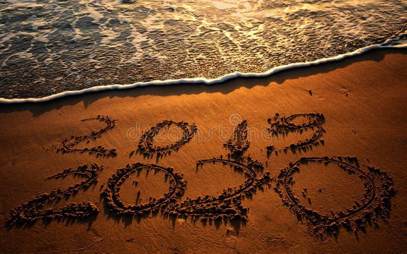New Year 2020 stock photos