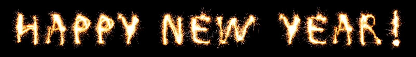 Download Happy new year text stock image. Image of word, text, holiday - 7198077