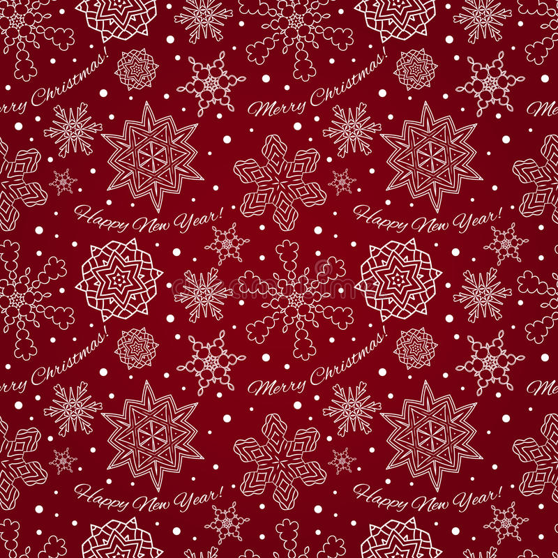 Happy New Year 2016 Typographical Background. With Christmas tree vector illustration