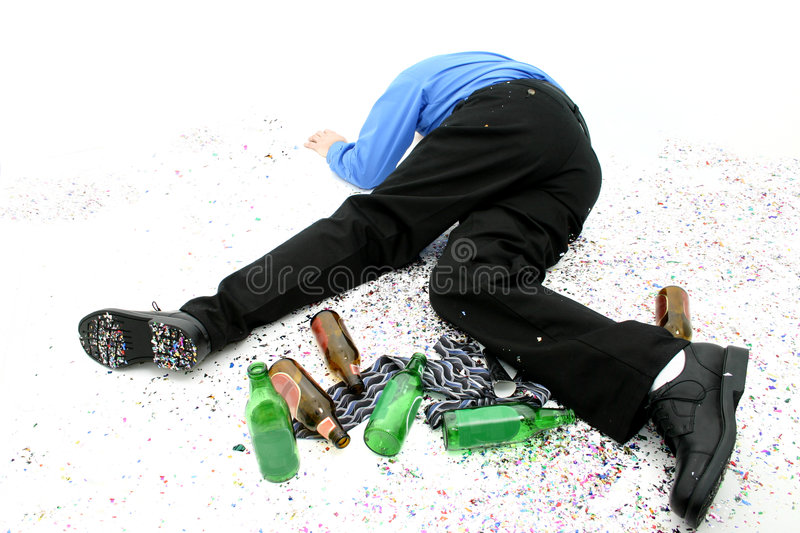 Happy New Years stock images