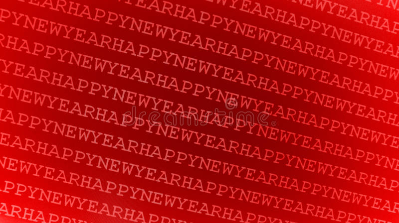 Download Happy New Years background stock illustration. Illustration of color - 16307468