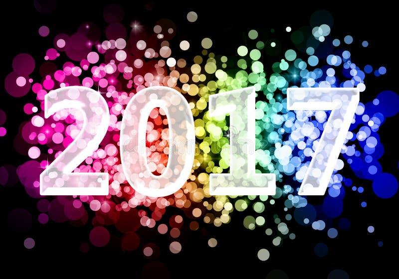 happy new years photo card
