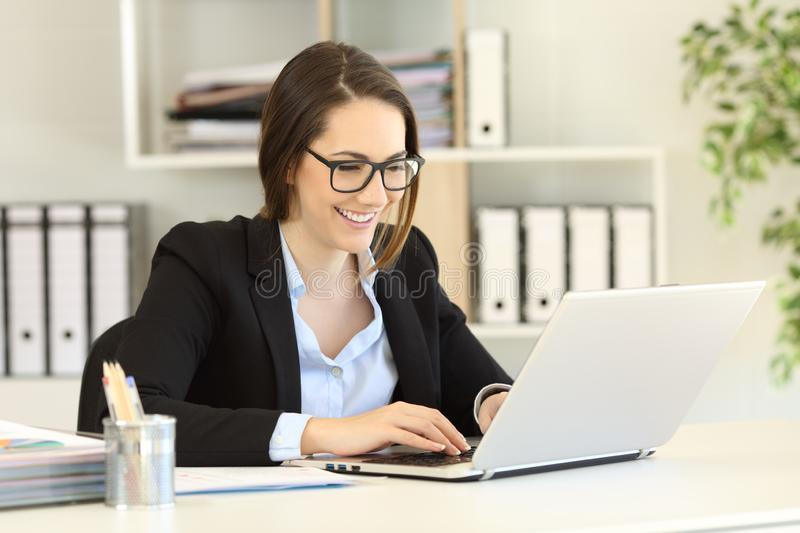 284 206 Happy Office Worker Photos Free Royalty Free Stock Photos From Dreamstime