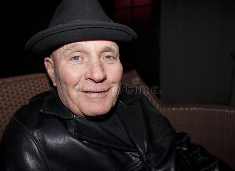 Download Happy Old Man stock photo. Image of senior, smiling, mature - 45402998
