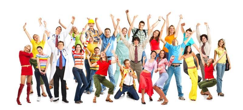 Download Happy people stock image. Image of doctors, children, business - 8308973