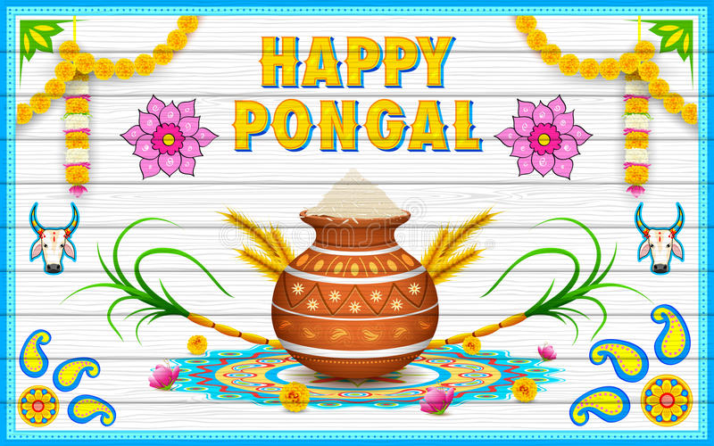 Happy pongal greeting background stock vector illustration of download happy pongal greeting background stock vector illustration of earthen kollam 48909907 m4hsunfo Choice Image