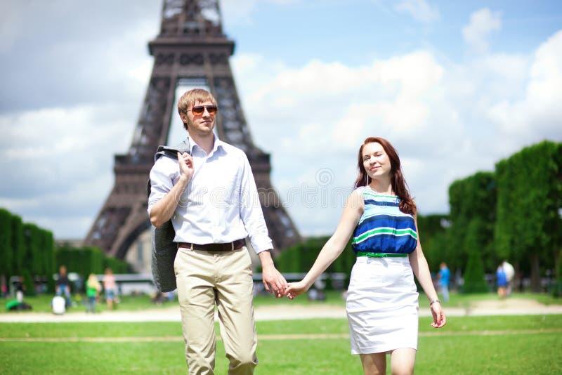 Download Happy Positive Couple Walking Stock Image - Image: 25621645