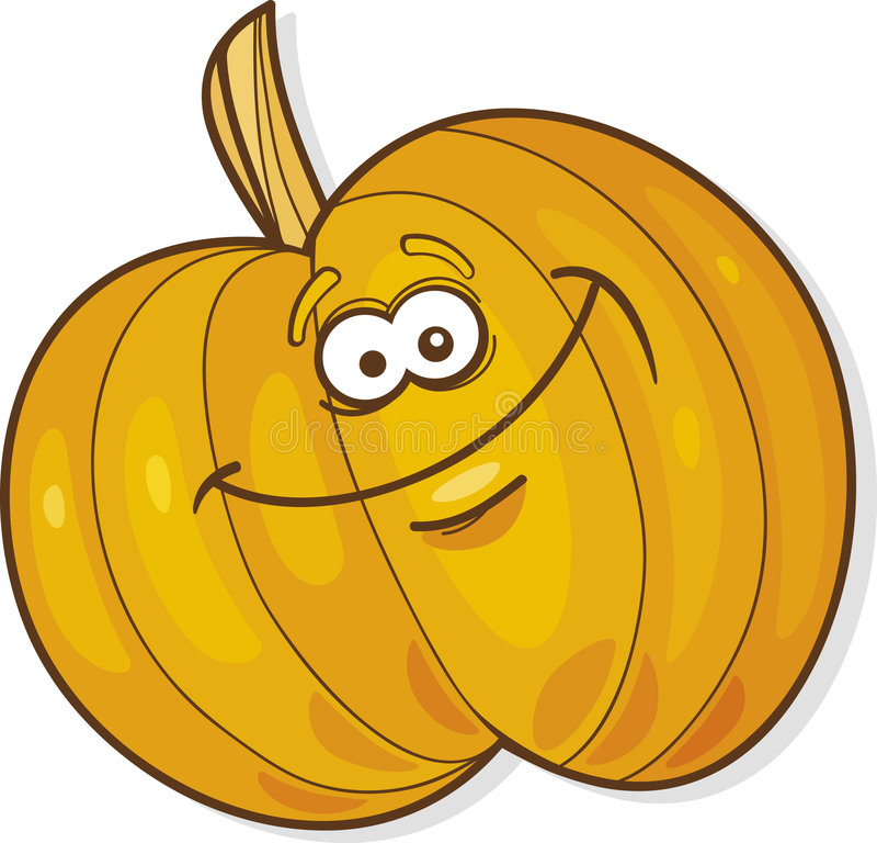 Free Happy Pumpkin Stock Photos - 9260403