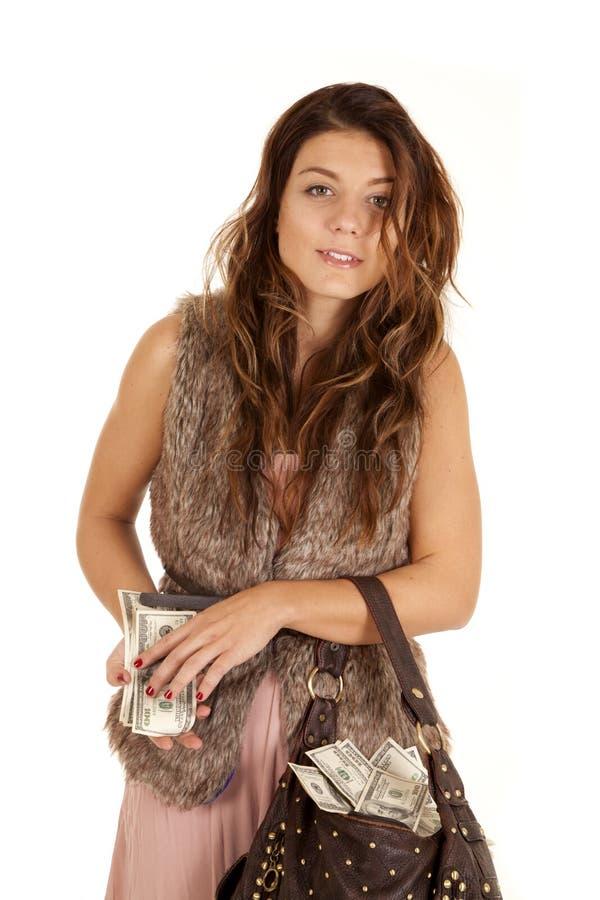 Happy purse money