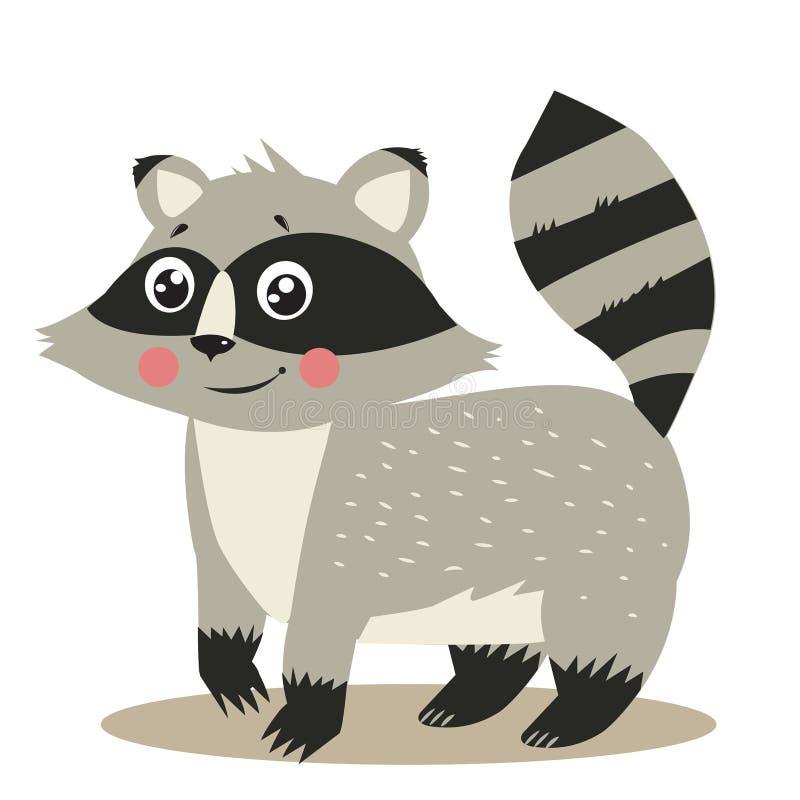 Happy Raccoon. Raccoon Attack. Raccoon Eyes. Vector Raccoon. Vector Picture. Raccoon Pet. Raccoon Tail. Raccoon Costume. Raccoon Plush. Raccoon Mask. Raccoon stock illustration