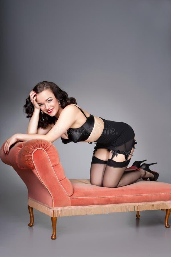 Beauty fetish ironing-3265