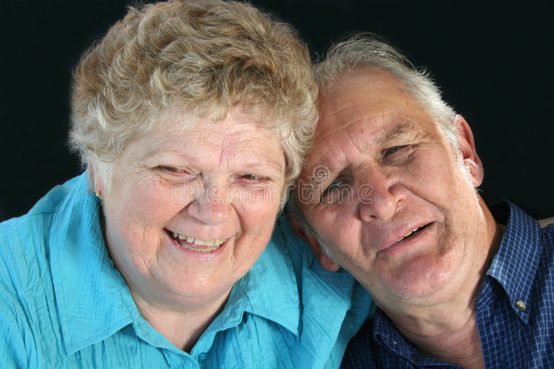 Download Happy Senior Couple Stock Photography - Image: 1717782