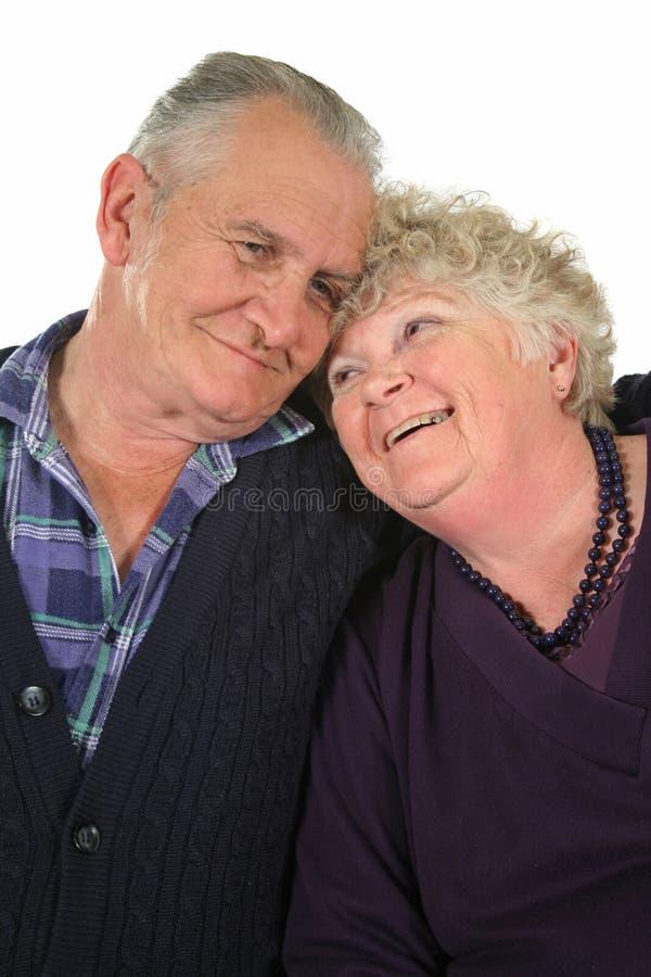 Free Happy Senior Couple 2 Stock Image - 2889961