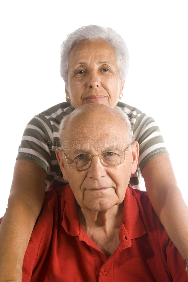 Download Happy senior couple stock photo. Image of gray, citizen - 3200856