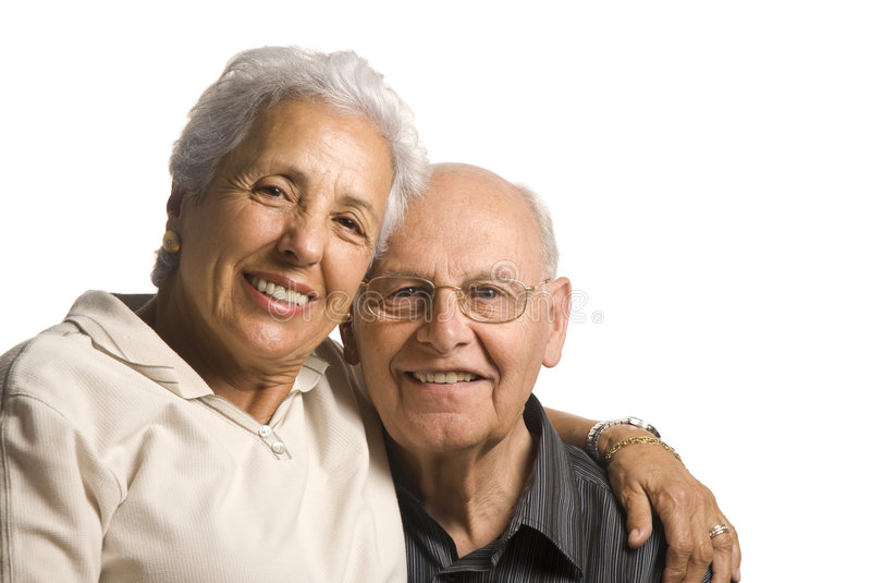 Download Happy senior couple stock image. Image of love, golden - 3441915