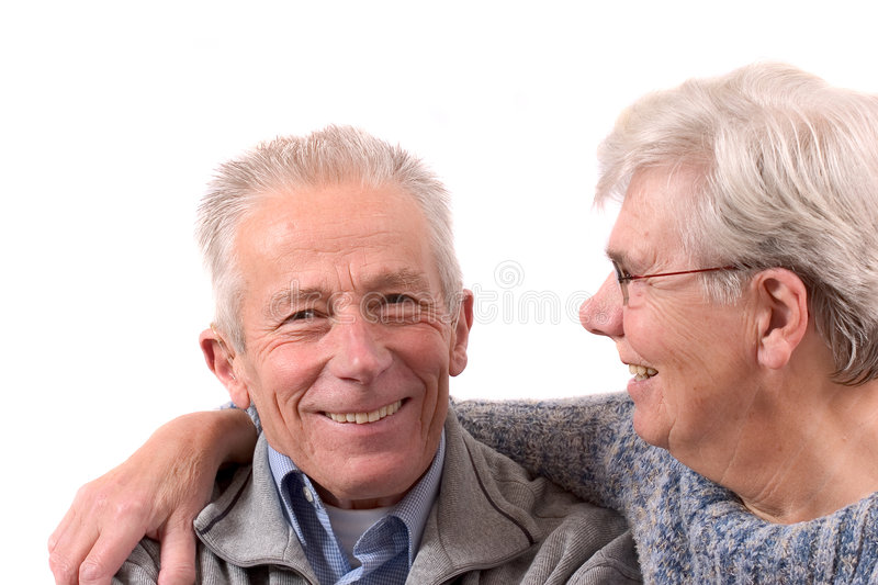 Download Happy Senior Couple Stock Image - Image: 412491