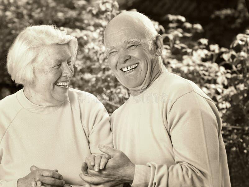 Download Happy Senior Couple In Love Stock Photo - Image: 6826980