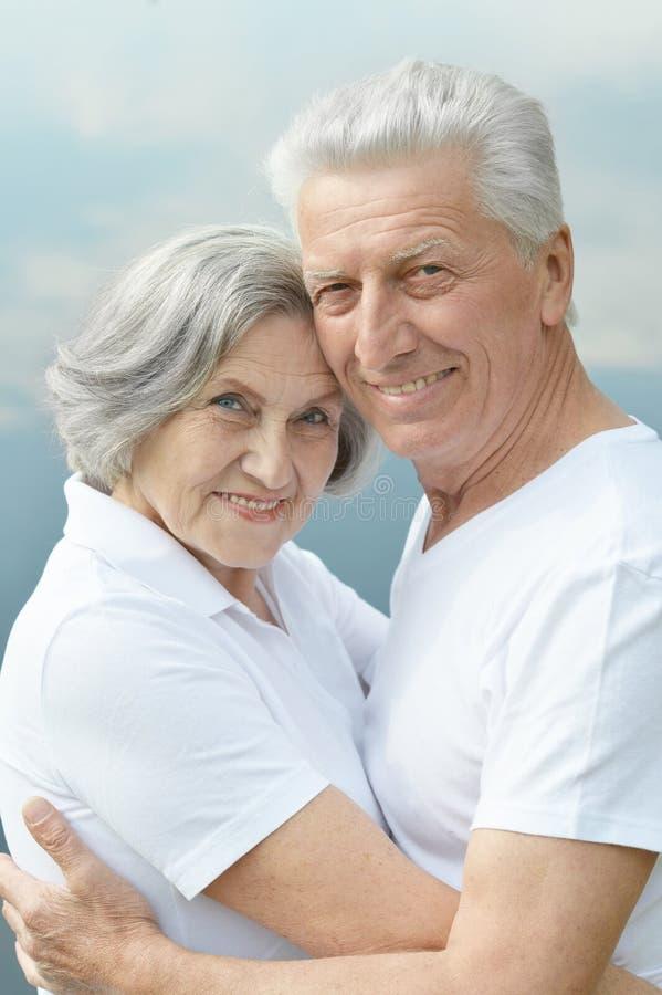 Download Happy Senior Couple Stock Photo - Image: 41847919