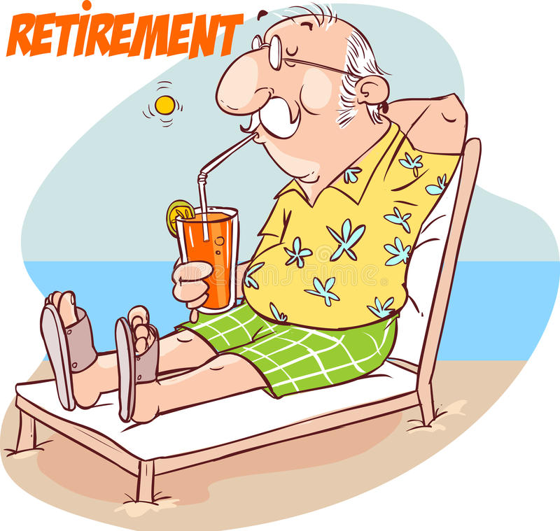 Free Happy Senior Retirement At The Beach Royalty Free Stock Photography - 74329817