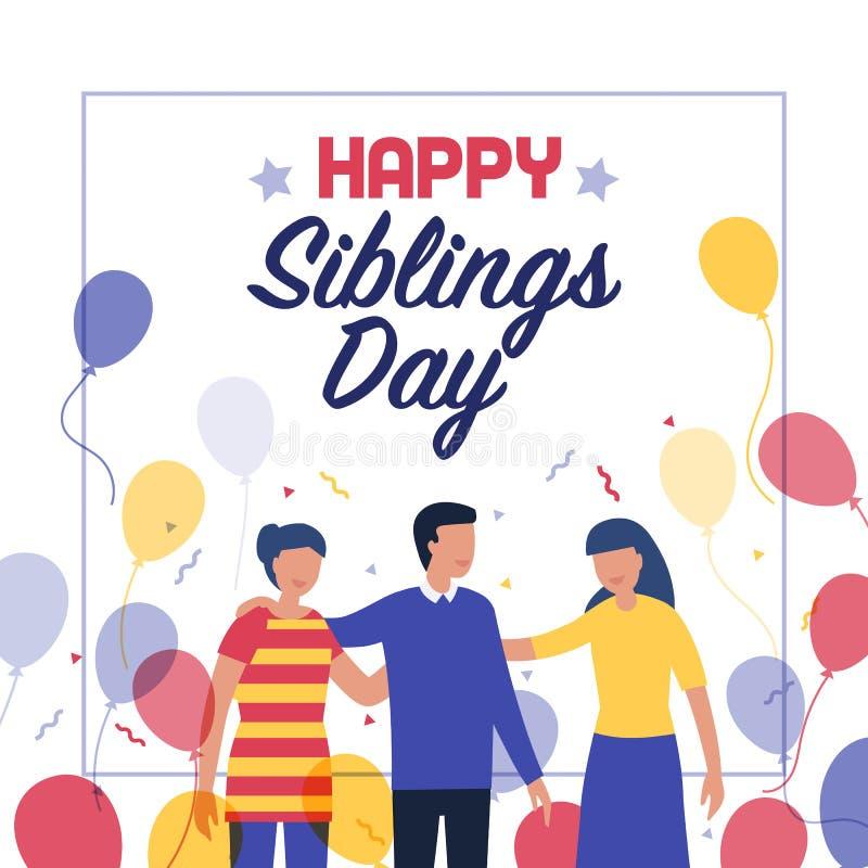 Siblings Day Stock Illustrations 411 Siblings Day Stock Illustrations Vectors Clipart Dreamstime