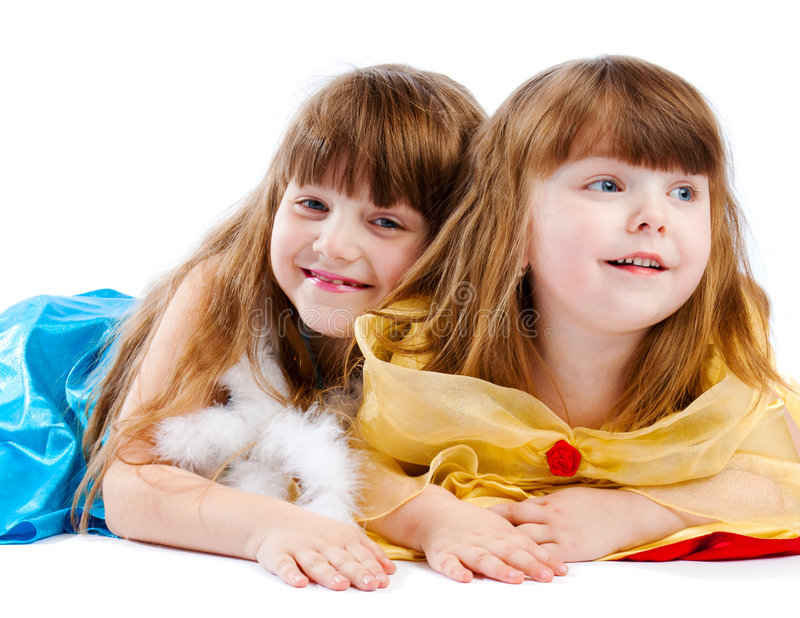 Download Happy sisters stock photo. Image of gorgeous, caucasian - 9140066