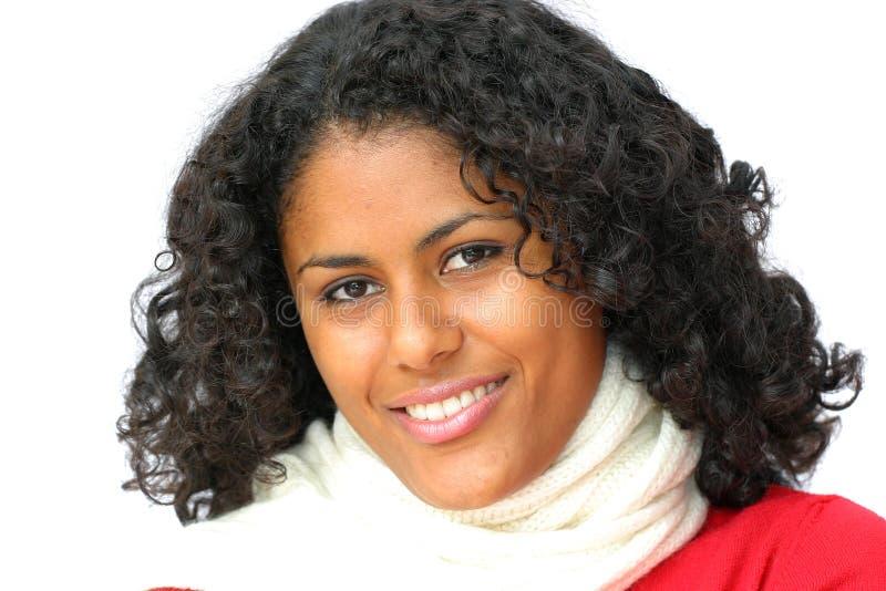 Happy smile royalty free stock image
