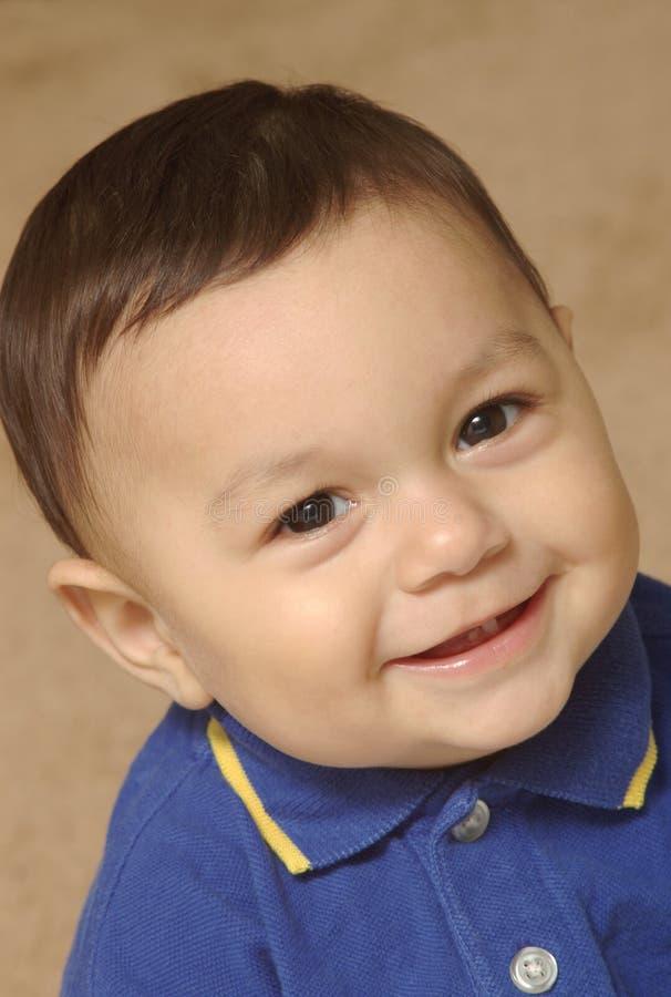 Happy Smiling Baby Boy 1 Stock Photos