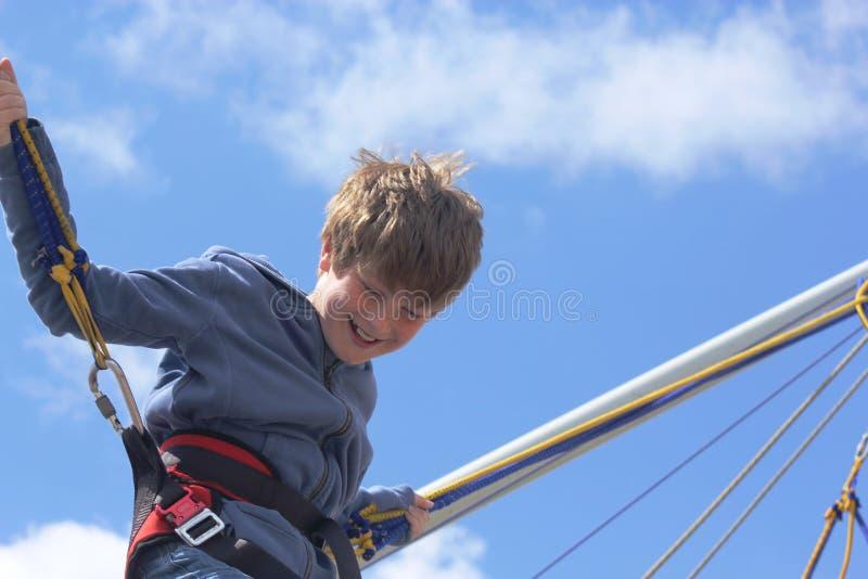 bungee jumping trampoline business plan