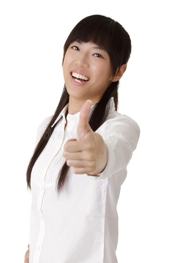Download Happy Smiling Business Woman Royalty Free Stock Photos - Image: 16815818