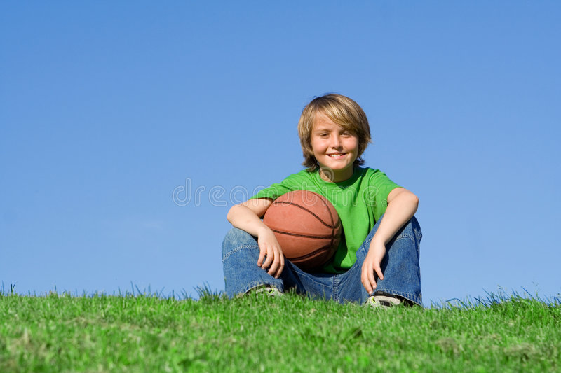 Download Happy smiling child stock photo. Image of outdoor, happy - 2310906