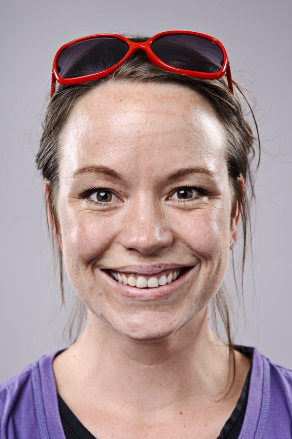 Free Happy Smiling Portrait Stock Photo - 16654820