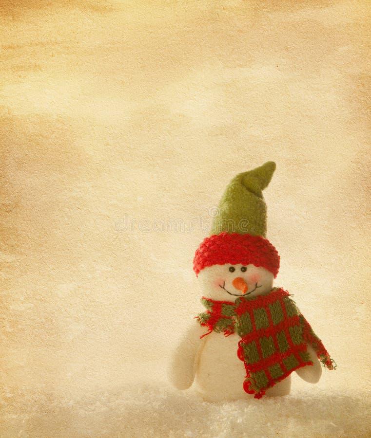 Download Happy snowmen stock illustration. Illustration of cold - 28087419