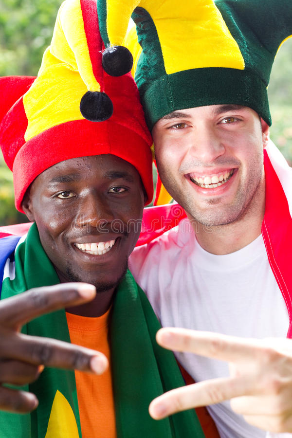 Download Happy sports fans stock photo. Image of people, group - 13764304