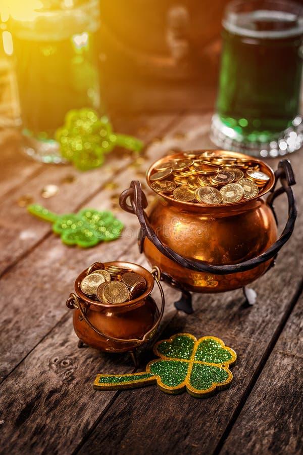 Happy St Patrick`s Day concept stock image