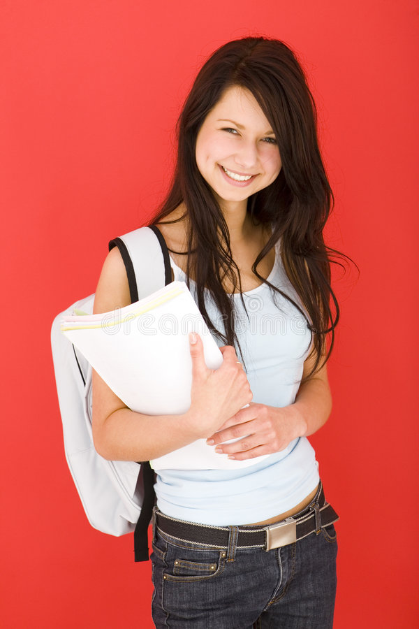 Free Happy Student Stock Photo - 5408170