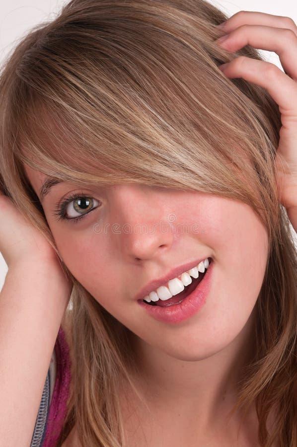 Happy Teen royalty free stock photos