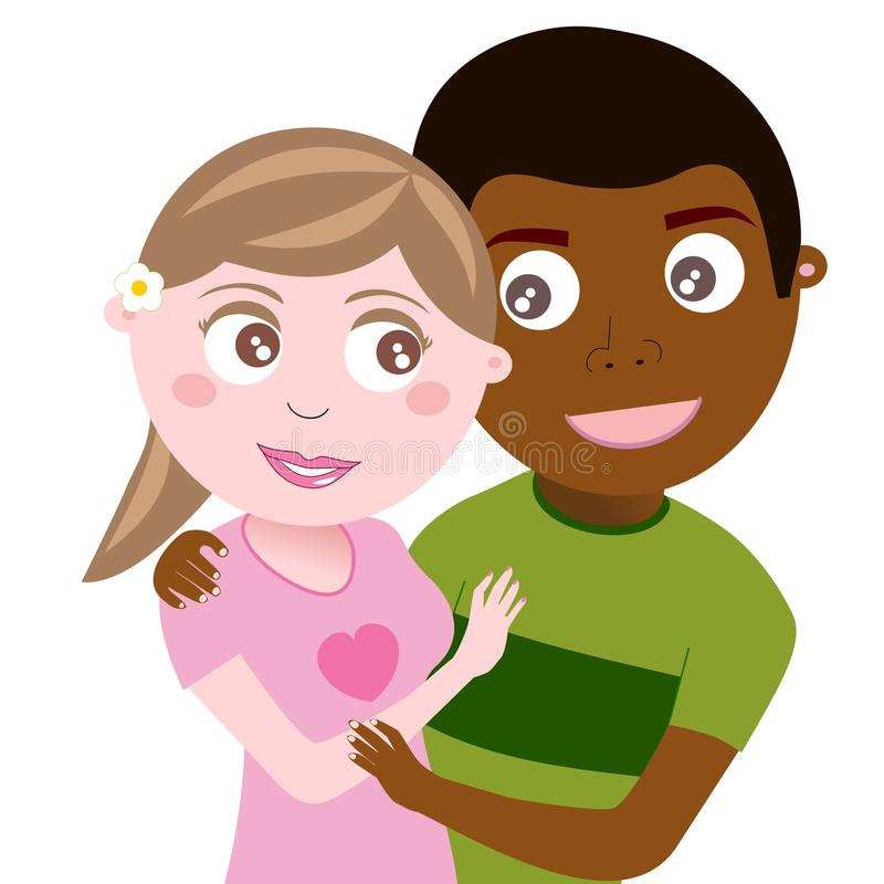 Noe recommend best of lovers interracial cartoon