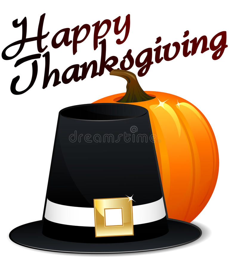 Happy Thanksgiving vector illustration