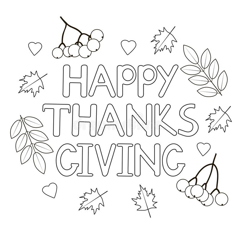 Thanksgiving Coloring Stock Illustrations 1 222 Thanksgiving Coloring Stock Illustrations Vectors Clipart Dreamstime