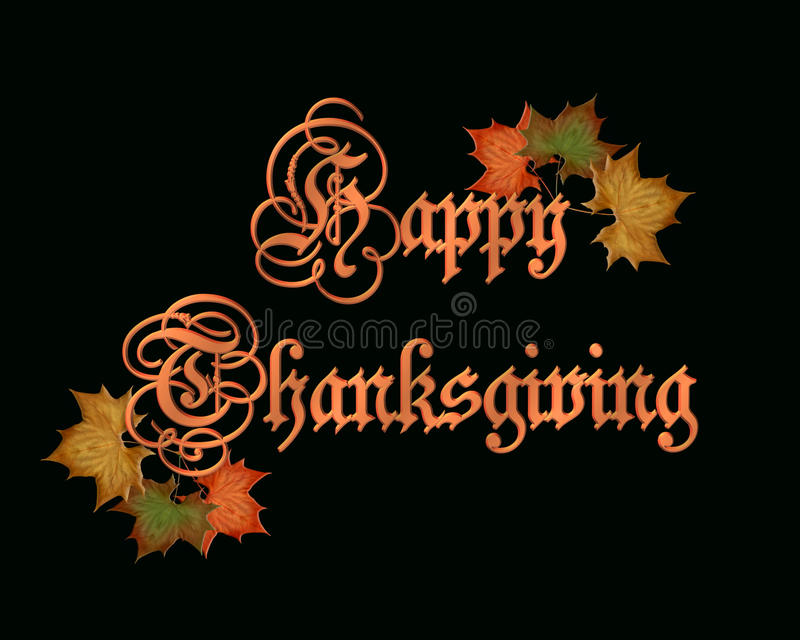 Download Happy Thanksgiving graphic stock illustration. Illustration of illustration - 22180540