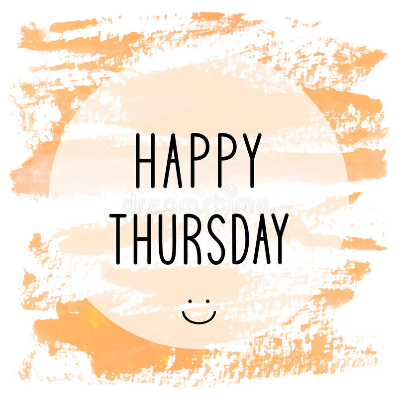 Happy Thursday Stock Illustrations – 1,329 Happy Thursday Stock ...