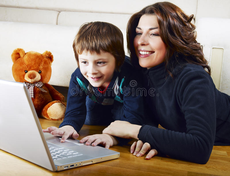 Download Happy together stock photo. Image of happiness, home - 12171978